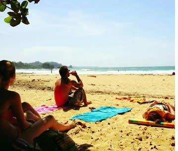 Bocas del Toros stränder erbjuder besökarna fantastiska äventyrs turer